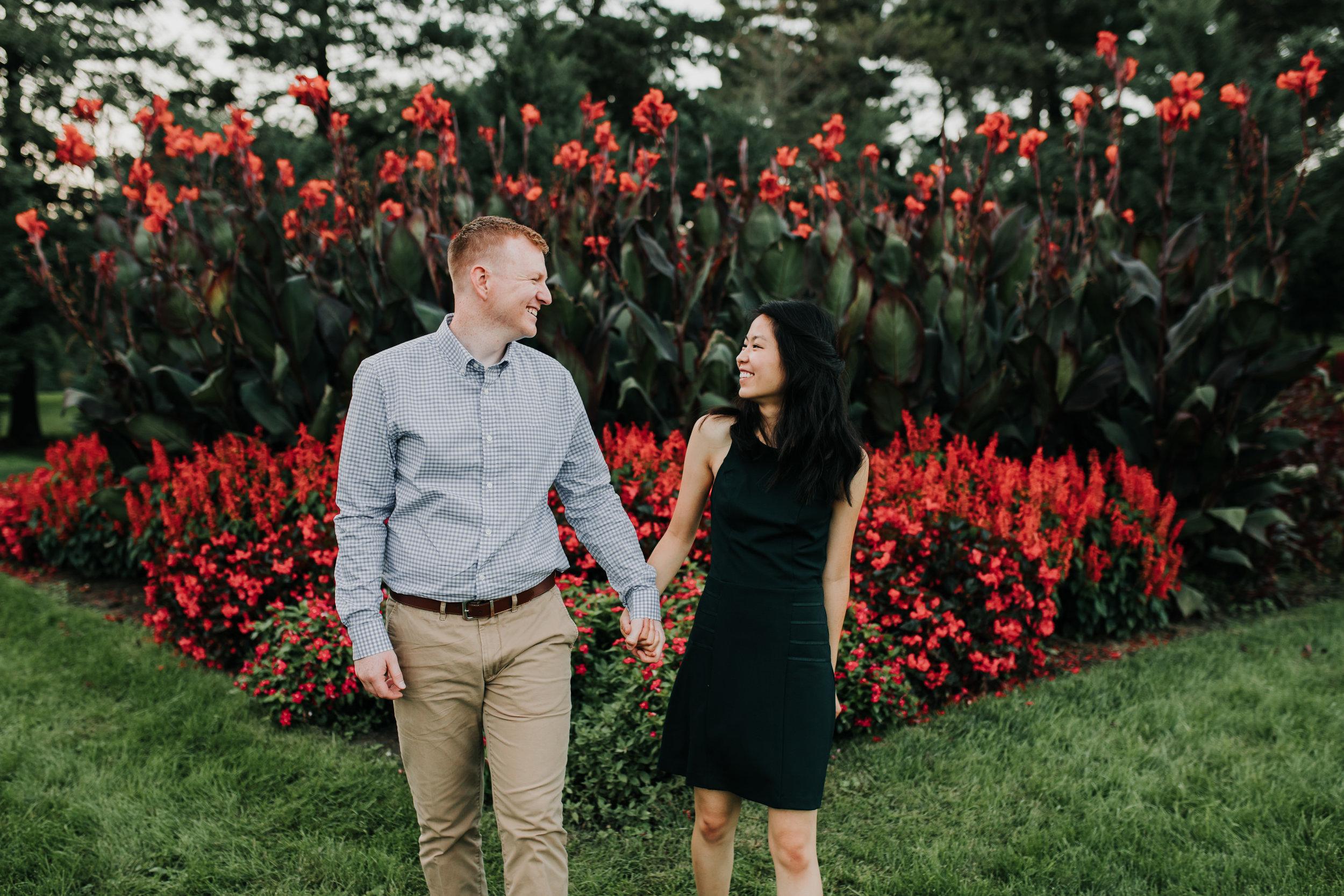 Catherin & Kyle - Married - Nathaniel Jensen Photography - Omaha Nebraska Wedding Photograper - Memorial Park - Joslyn Castle Engagement Session-71.jpg