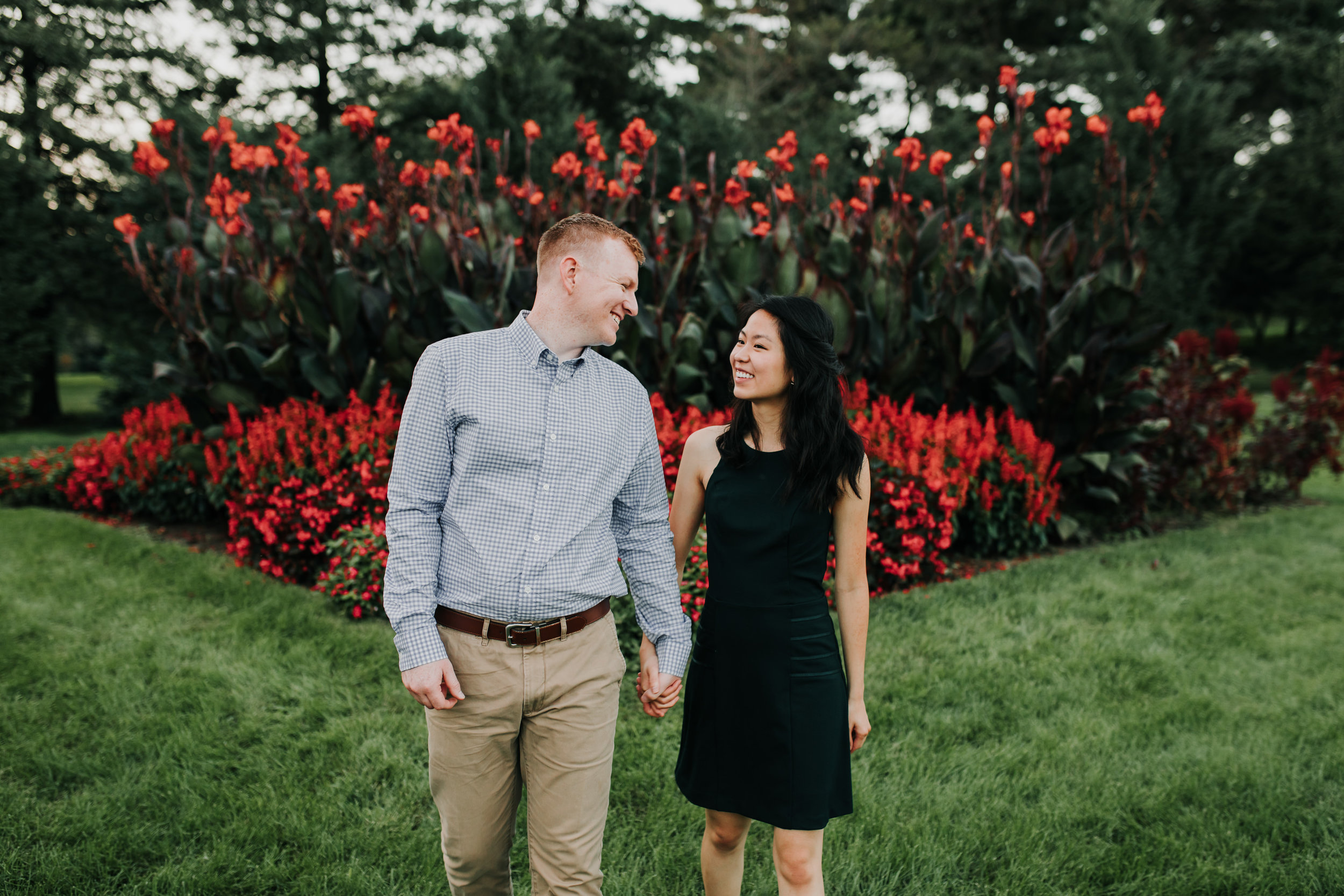 Catherin & Kyle - Married - Nathaniel Jensen Photography - Omaha Nebraska Wedding Photograper - Memorial Park - Joslyn Castle Engagement Session-73.jpg