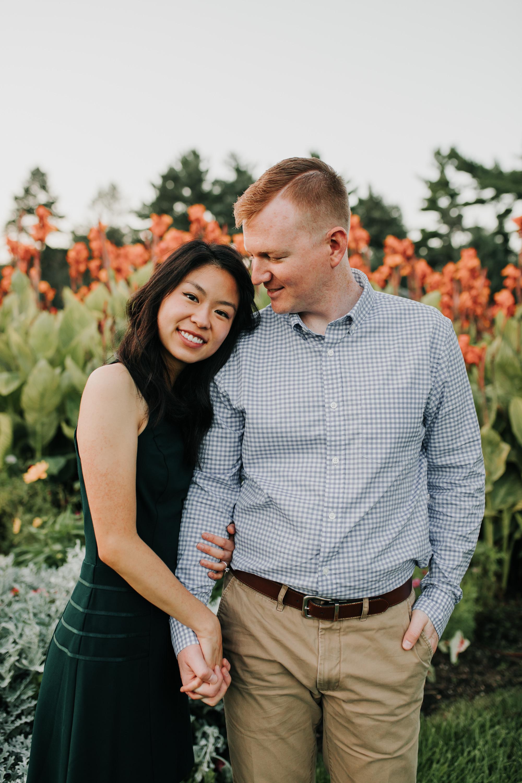 Catherin & Kyle - Married - Nathaniel Jensen Photography - Omaha Nebraska Wedding Photograper - Memorial Park - Joslyn Castle Engagement Session-81.jpg