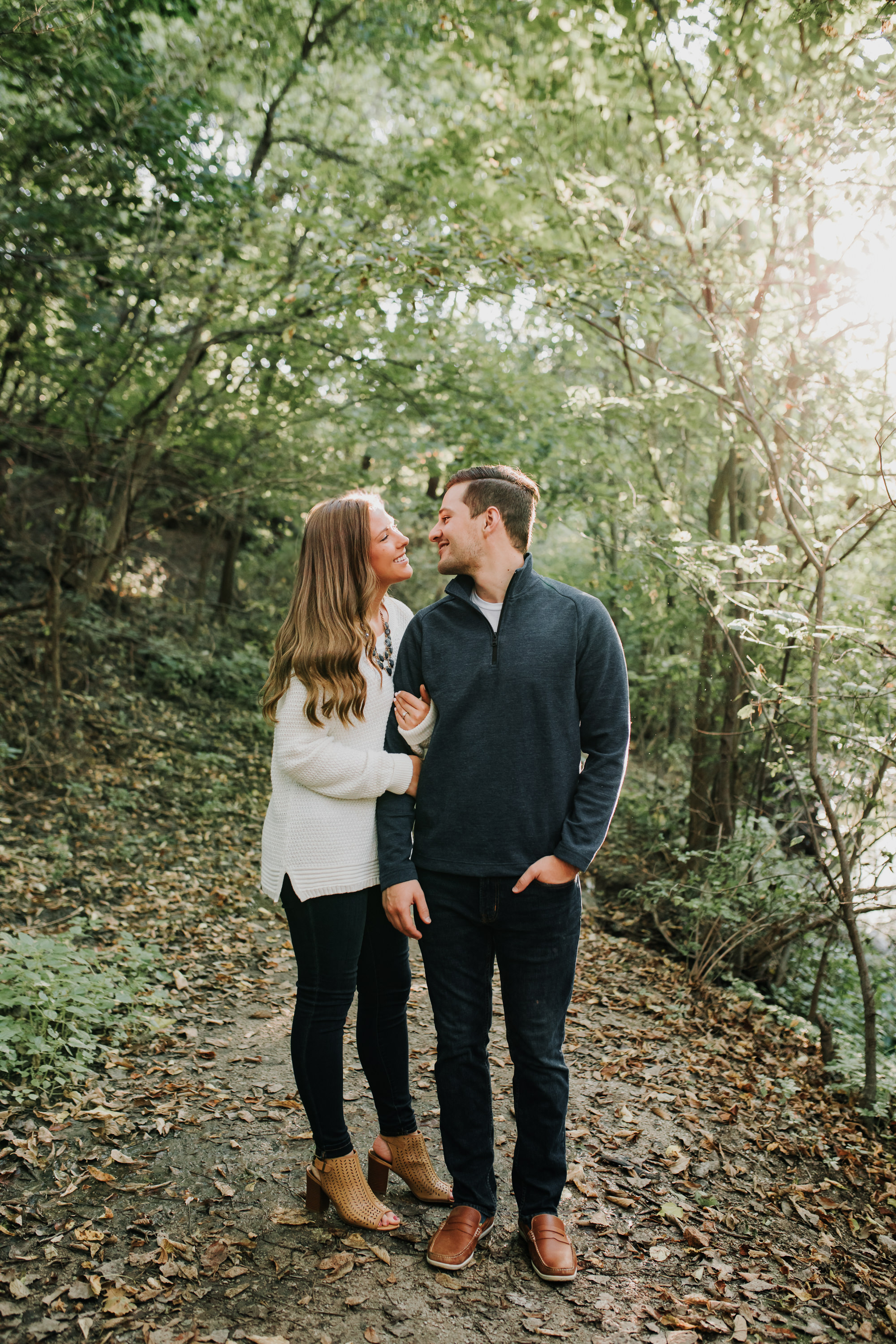 Michelle & Sam - Engaged - Nathaniel Jensen Photography - Omaha Nebraska Wedding Photograper - Omaha Nebraska Engagement Session-24.jpg