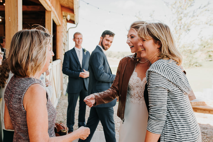 Cassidy & Isaac - Married - Nathaniel Jensen Photography - Omaha Nebraska Wedding Photograper - Nordstroms Christmas Tree Farm-27.jpg