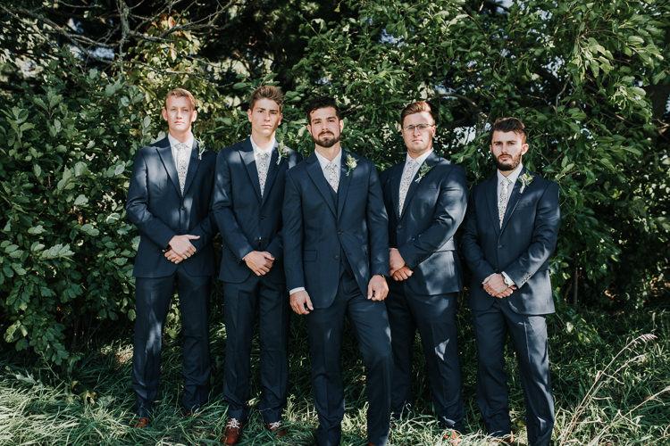 Cassidy & Isaac - Married - Nathaniel Jensen Photography - Omaha Nebraska Wedding Photograper - Nordstroms Christmas Tree Farm-30.jpg