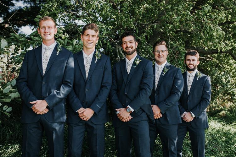 Cassidy & Isaac - Married - Nathaniel Jensen Photography - Omaha Nebraska Wedding Photograper - Nordstroms Christmas Tree Farm-31.jpg