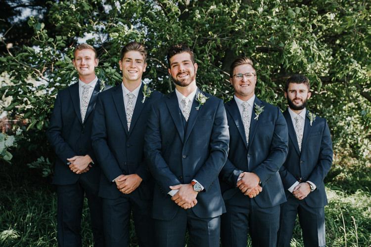 Cassidy & Isaac - Married - Nathaniel Jensen Photography - Omaha Nebraska Wedding Photograper - Nordstroms Christmas Tree Farm-32.jpg