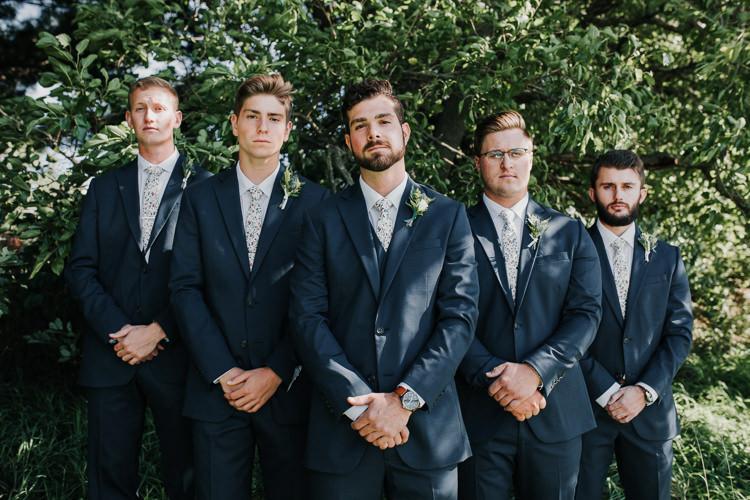 Cassidy & Isaac - Married - Nathaniel Jensen Photography - Omaha Nebraska Wedding Photograper - Nordstroms Christmas Tree Farm-34.jpg