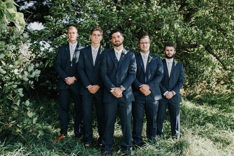 Cassidy & Isaac - Married - Nathaniel Jensen Photography - Omaha Nebraska Wedding Photograper - Nordstroms Christmas Tree Farm-35.jpg