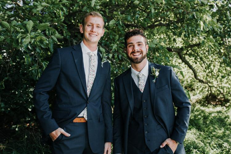 Cassidy & Isaac - Married - Nathaniel Jensen Photography - Omaha Nebraska Wedding Photograper - Nordstroms Christmas Tree Farm-40.jpg