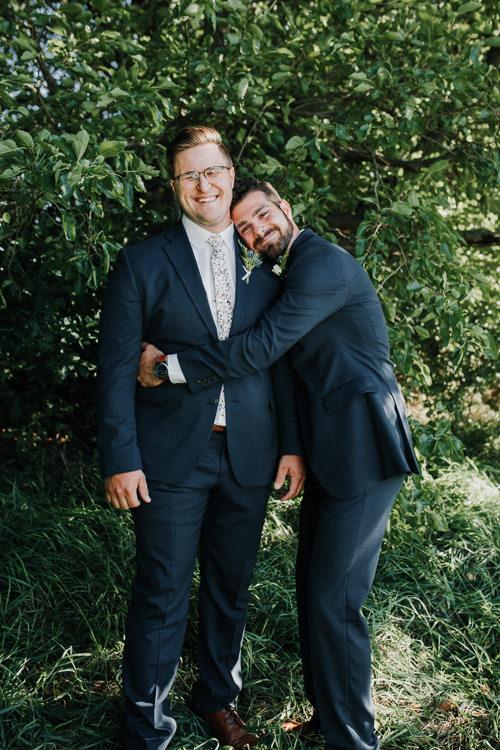 Cassidy & Isaac - Married - Nathaniel Jensen Photography - Omaha Nebraska Wedding Photograper - Nordstroms Christmas Tree Farm-52.jpg