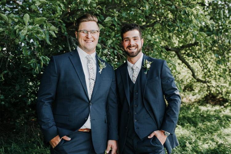 Cassidy & Isaac - Married - Nathaniel Jensen Photography - Omaha Nebraska Wedding Photograper - Nordstroms Christmas Tree Farm-56.jpg