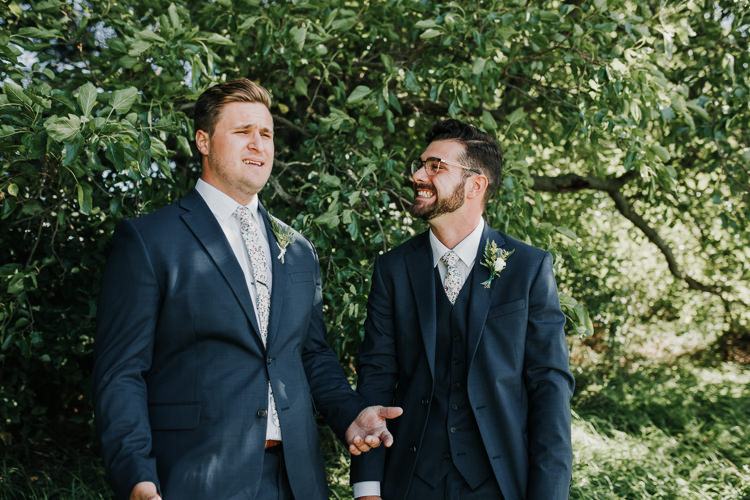 Cassidy & Isaac - Married - Nathaniel Jensen Photography - Omaha Nebraska Wedding Photograper - Nordstroms Christmas Tree Farm-57.jpg