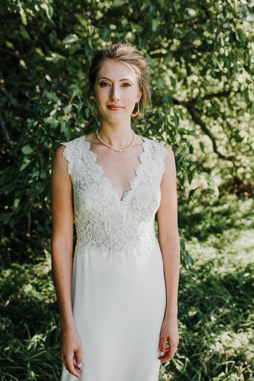 Cassidy & Isaac - Married - Nathaniel Jensen Photography - Omaha Nebraska Wedding Photograper - Nordstroms Christmas Tree Farm-80.jpg