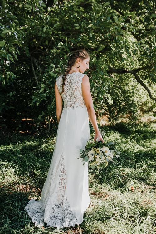 Cassidy & Isaac - Married - Nathaniel Jensen Photography - Omaha Nebraska Wedding Photograper - Nordstroms Christmas Tree Farm-84.jpg