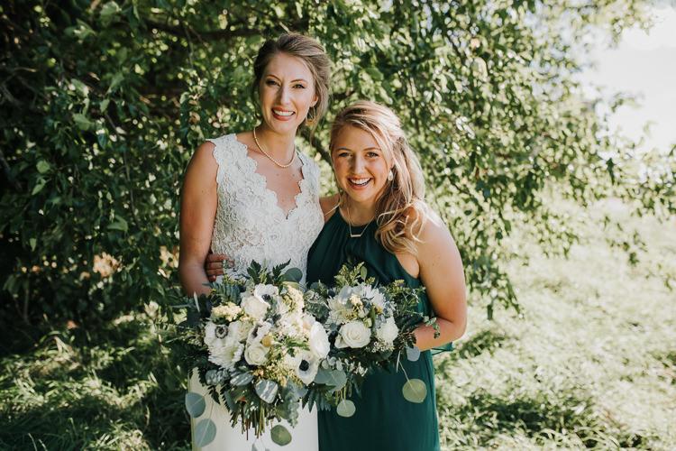 Cassidy & Isaac - Married - Nathaniel Jensen Photography - Omaha Nebraska Wedding Photograper - Nordstroms Christmas Tree Farm-93.jpg
