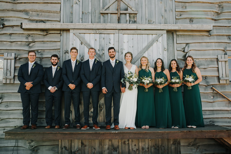 Cassidy & Isaac - Married - Nathaniel Jensen Photography - Omaha Nebraska Wedding Photograper - Nordstroms Christmas Tree Farm-113.jpg