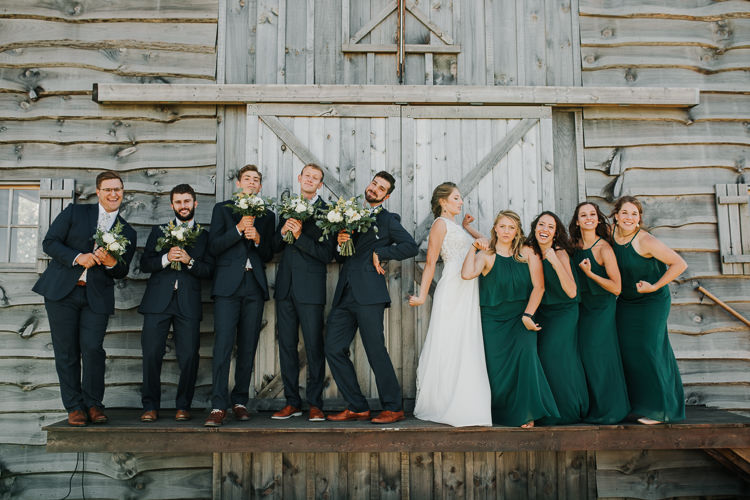 Cassidy & Isaac - Married - Nathaniel Jensen Photography - Omaha Nebraska Wedding Photograper - Nordstroms Christmas Tree Farm-119.jpg