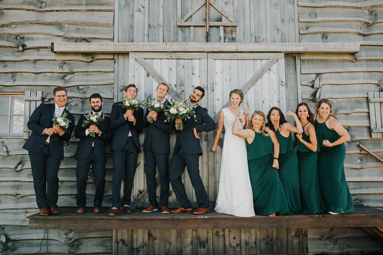 Cassidy & Isaac - Married - Nathaniel Jensen Photography - Omaha Nebraska Wedding Photograper - Nordstroms Christmas Tree Farm-120.jpg