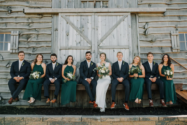 Cassidy & Isaac - Married - Nathaniel Jensen Photography - Omaha Nebraska Wedding Photograper - Nordstroms Christmas Tree Farm-122.jpg