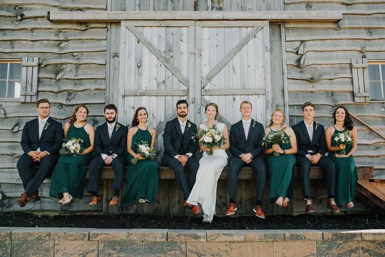 Cassidy & Isaac - Married - Nathaniel Jensen Photography - Omaha Nebraska Wedding Photograper - Nordstroms Christmas Tree Farm-123.jpg