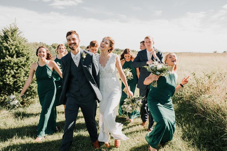 Cassidy & Isaac - Married - Nathaniel Jensen Photography - Omaha Nebraska Wedding Photograper - Nordstroms Christmas Tree Farm-129.jpg