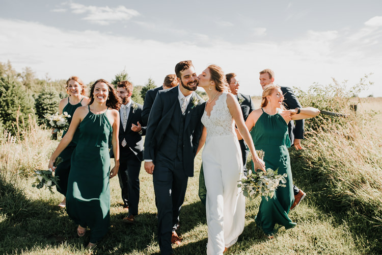 Cassidy & Isaac - Married - Nathaniel Jensen Photography - Omaha Nebraska Wedding Photograper - Nordstroms Christmas Tree Farm-131.jpg