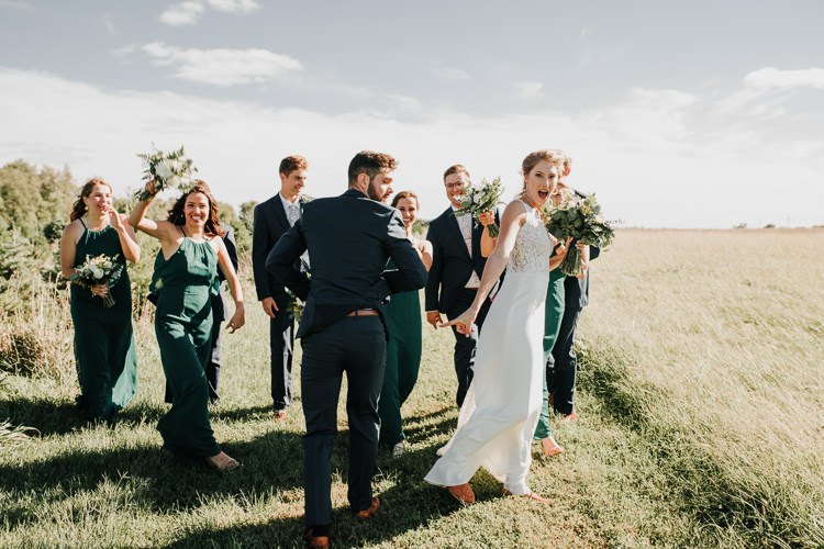 Cassidy & Isaac - Married - Nathaniel Jensen Photography - Omaha Nebraska Wedding Photograper - Nordstroms Christmas Tree Farm-135.jpg
