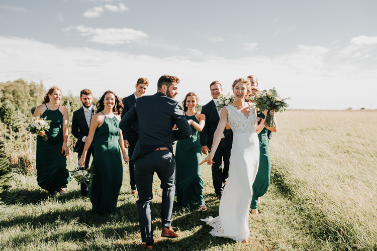 Cassidy & Isaac - Married - Nathaniel Jensen Photography - Omaha Nebraska Wedding Photograper - Nordstroms Christmas Tree Farm-136.jpg