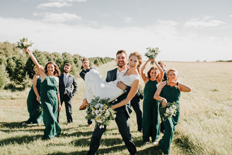 Cassidy & Isaac - Married - Nathaniel Jensen Photography - Omaha Nebraska Wedding Photograper - Nordstroms Christmas Tree Farm-138.jpg