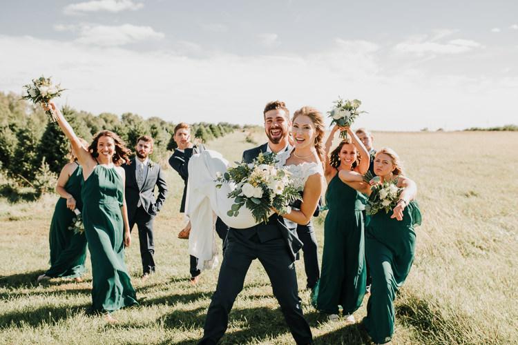 Cassidy & Isaac - Married - Nathaniel Jensen Photography - Omaha Nebraska Wedding Photograper - Nordstroms Christmas Tree Farm-140.jpg
