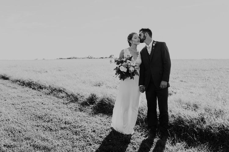 Cassidy & Isaac - Married - Nathaniel Jensen Photography - Omaha Nebraska Wedding Photograper - Nordstroms Christmas Tree Farm-145.jpg