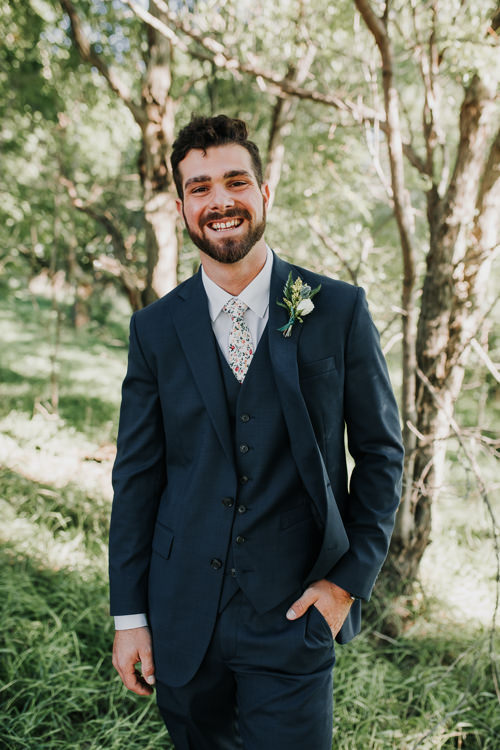 Cassidy & Isaac - Married - Nathaniel Jensen Photography - Omaha Nebraska Wedding Photograper - Nordstroms Christmas Tree Farm-167.jpg