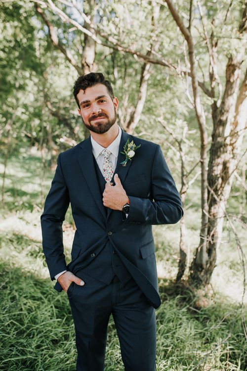 Cassidy & Isaac - Married - Nathaniel Jensen Photography - Omaha Nebraska Wedding Photograper - Nordstroms Christmas Tree Farm-171.jpg