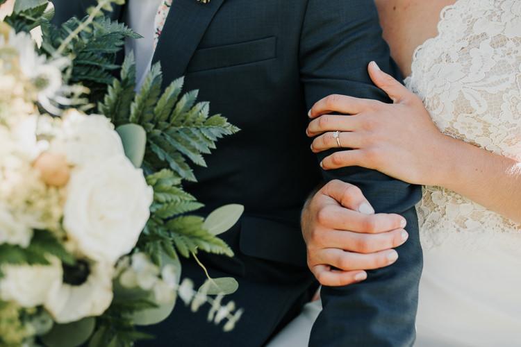 Cassidy & Isaac - Married - Nathaniel Jensen Photography - Omaha Nebraska Wedding Photograper - Nordstroms Christmas Tree Farm-183.jpg