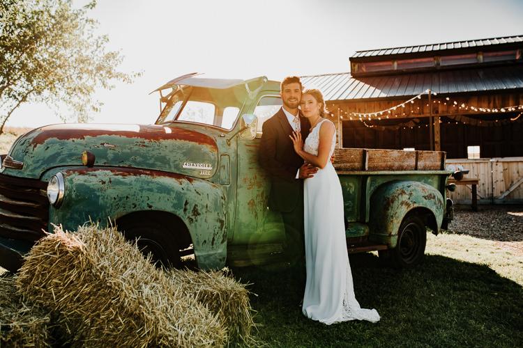 Cassidy & Isaac - Married - Nathaniel Jensen Photography - Omaha Nebraska Wedding Photograper - Nordstroms Christmas Tree Farm-189.jpg