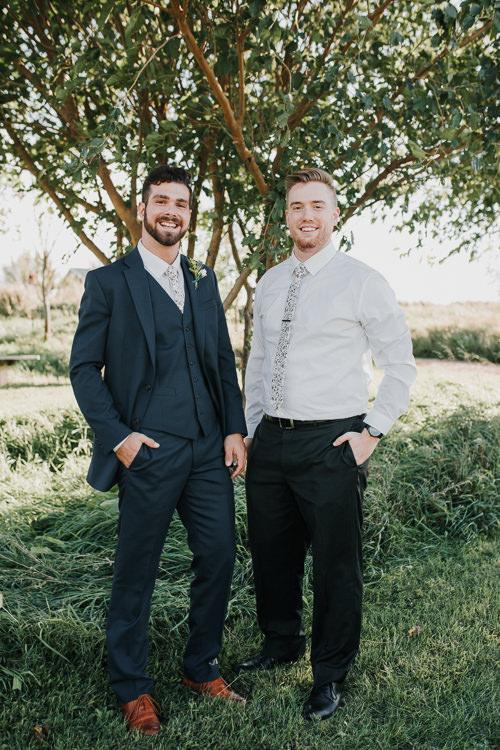 Cassidy & Isaac - Married - Nathaniel Jensen Photography - Omaha Nebraska Wedding Photograper - Nordstroms Christmas Tree Farm-222.jpg