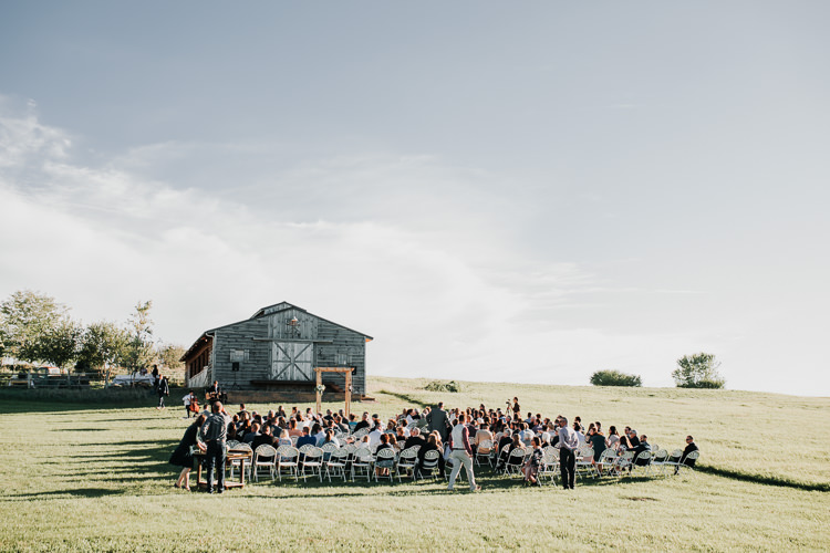 Cassidy & Isaac - Married - Nathaniel Jensen Photography - Omaha Nebraska Wedding Photograper - Nordstroms Christmas Tree Farm-252.jpg