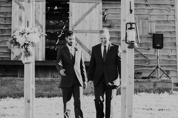 Cassidy & Isaac - Married - Nathaniel Jensen Photography - Omaha Nebraska Wedding Photograper - Nordstroms Christmas Tree Farm-257.jpg