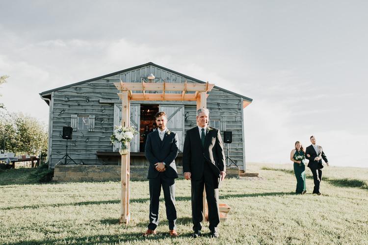 Cassidy & Isaac - Married - Nathaniel Jensen Photography - Omaha Nebraska Wedding Photograper - Nordstroms Christmas Tree Farm-259.jpg
