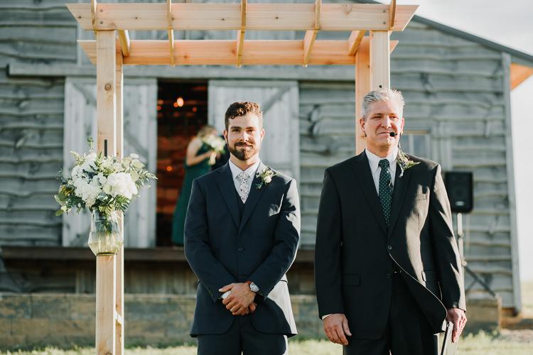 Cassidy & Isaac - Married - Nathaniel Jensen Photography - Omaha Nebraska Wedding Photograper - Nordstroms Christmas Tree Farm-262.jpg