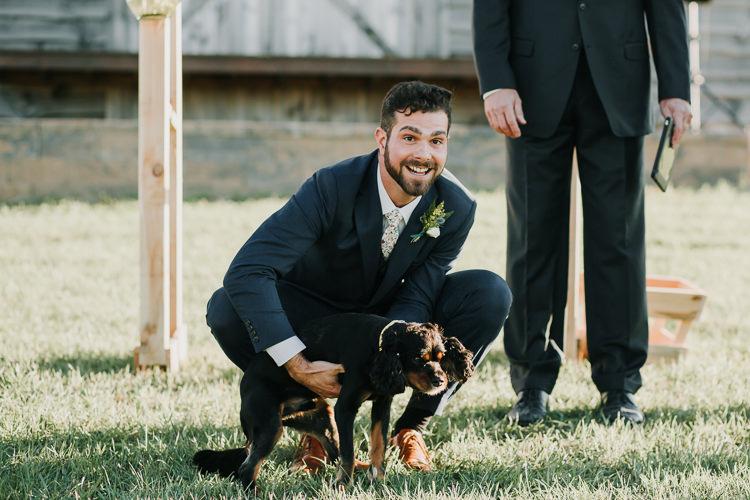 Cassidy & Isaac - Married - Nathaniel Jensen Photography - Omaha Nebraska Wedding Photograper - Nordstroms Christmas Tree Farm-270.jpg