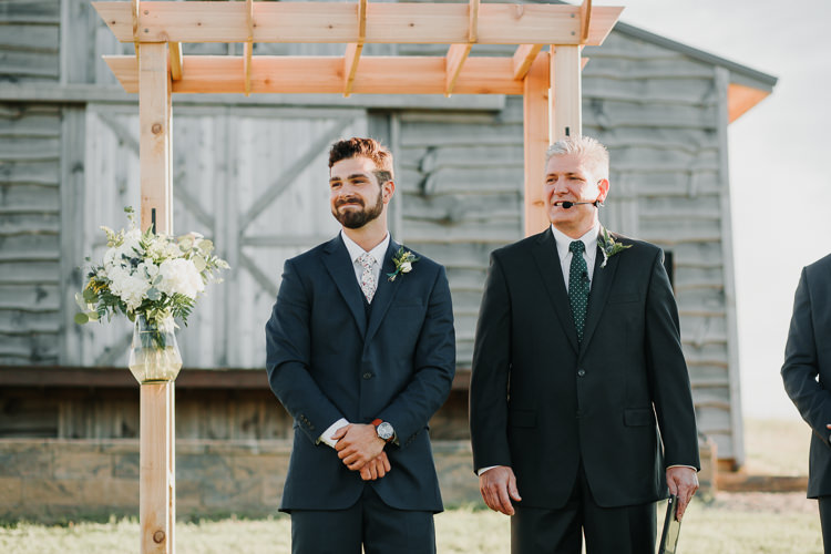 Cassidy & Isaac - Married - Nathaniel Jensen Photography - Omaha Nebraska Wedding Photograper - Nordstroms Christmas Tree Farm-272.jpg
