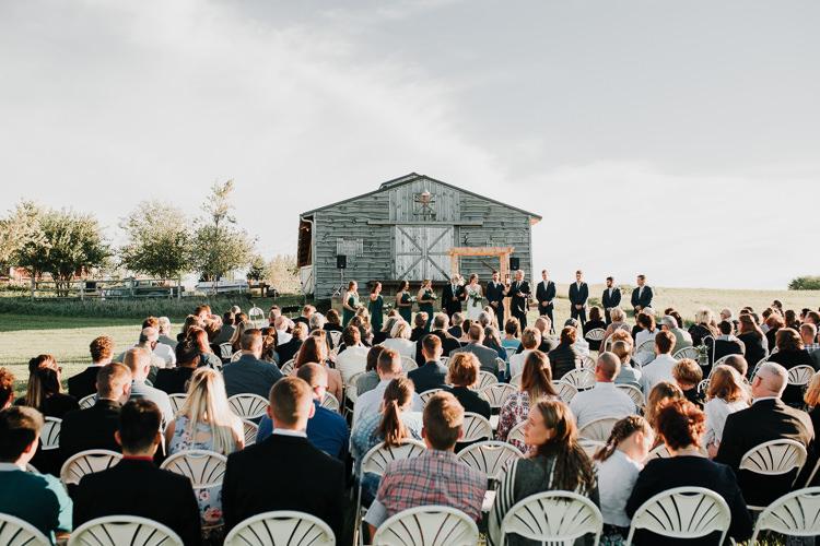 Cassidy & Isaac - Married - Nathaniel Jensen Photography - Omaha Nebraska Wedding Photograper - Nordstroms Christmas Tree Farm-282.jpg