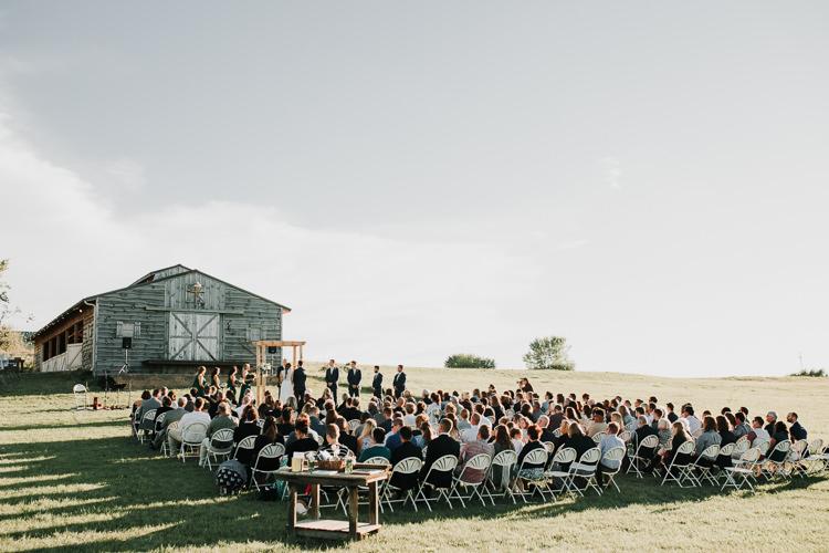 Cassidy & Isaac - Married - Nathaniel Jensen Photography - Omaha Nebraska Wedding Photograper - Nordstroms Christmas Tree Farm-285.jpg