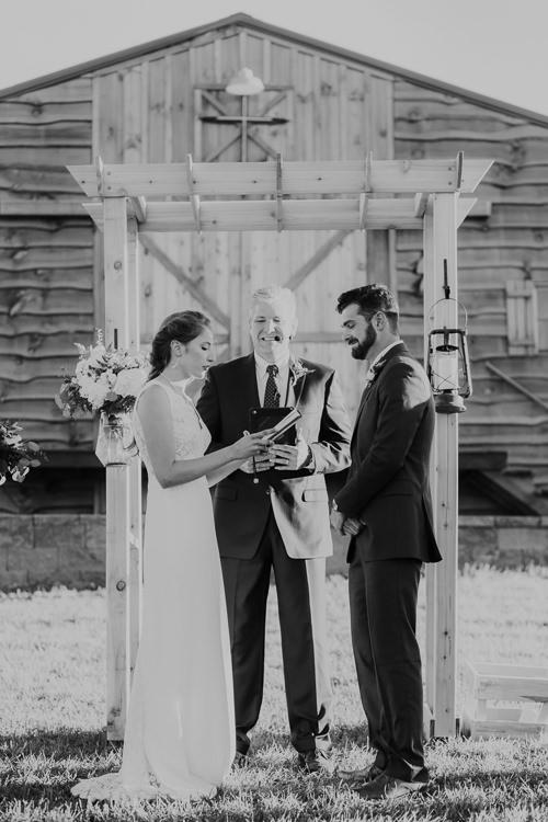 Cassidy & Isaac - Married - Nathaniel Jensen Photography - Omaha Nebraska Wedding Photograper - Nordstroms Christmas Tree Farm-294.jpg