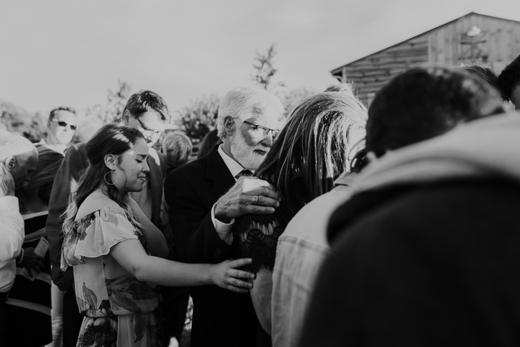 Cassidy & Isaac - Married - Nathaniel Jensen Photography - Omaha Nebraska Wedding Photograper - Nordstroms Christmas Tree Farm-300.jpg