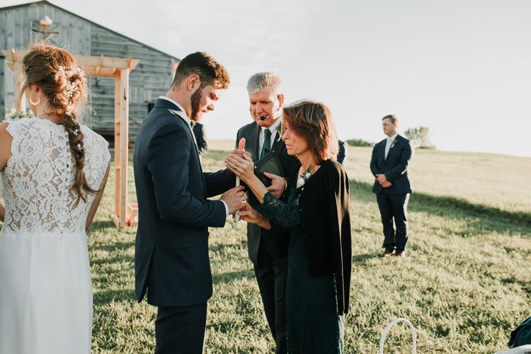 Cassidy & Isaac - Married - Nathaniel Jensen Photography - Omaha Nebraska Wedding Photograper - Nordstroms Christmas Tree Farm-304.jpg