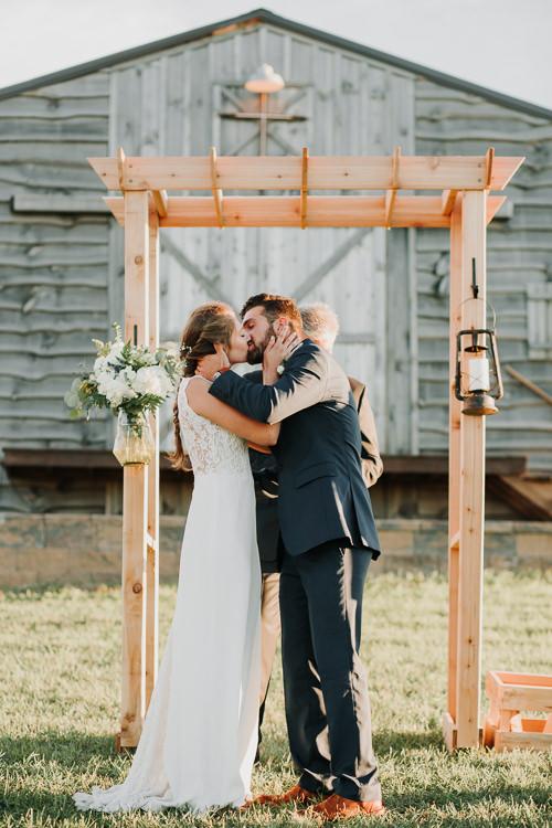 Cassidy & Isaac - Married - Nathaniel Jensen Photography - Omaha Nebraska Wedding Photograper - Nordstroms Christmas Tree Farm-307.jpg