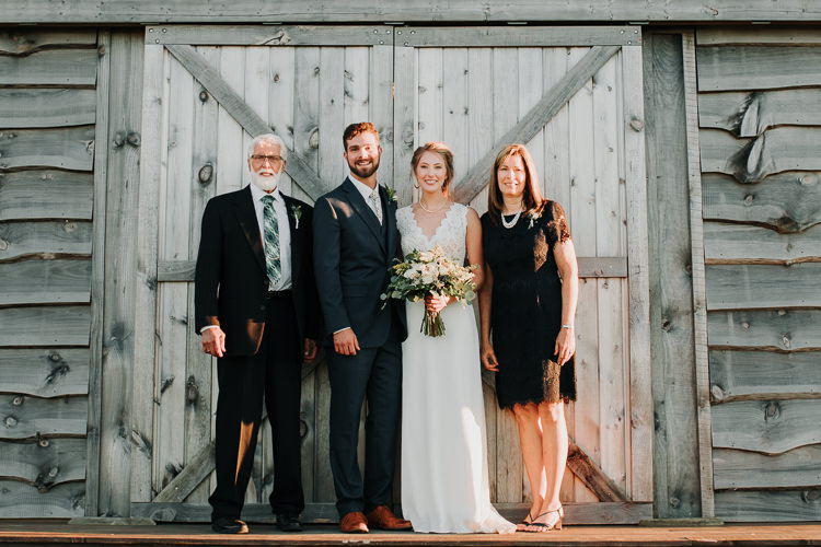 Cassidy & Isaac - Married - Nathaniel Jensen Photography - Omaha Nebraska Wedding Photograper - Nordstroms Christmas Tree Farm-317.jpg