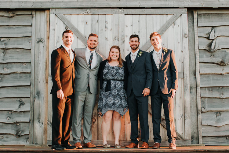 Cassidy & Isaac - Married - Nathaniel Jensen Photography - Omaha Nebraska Wedding Photograper - Nordstroms Christmas Tree Farm-325.jpg