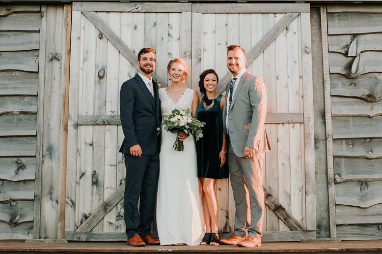 Cassidy & Isaac - Married - Nathaniel Jensen Photography - Omaha Nebraska Wedding Photograper - Nordstroms Christmas Tree Farm-329.jpg
