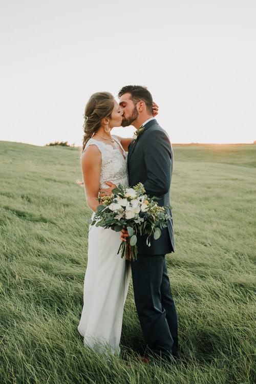 Cassidy & Isaac - Married - Nathaniel Jensen Photography - Omaha Nebraska Wedding Photograper - Nordstroms Christmas Tree Farm-332.jpg